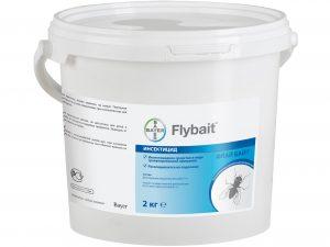 флайбайт инсектицидный препарать для уничтожения мух и их личинок bayer байер